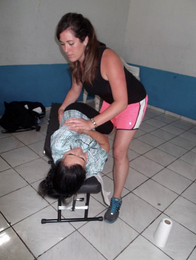 beccas missionary adjustment
